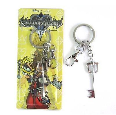 Kingdom hearts ii sora roxas keyblade key blade pendant key chain kingdom hearts ii sora roxas keyblade key blade pendant key chain metal aloadofball Images