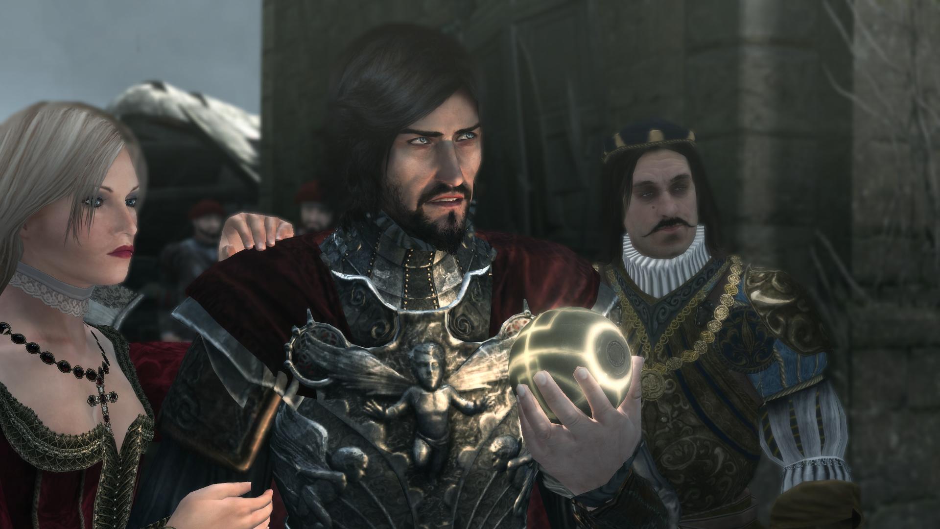 Cesare Borgia From Ac Brotherhood Assassin S Creed Brotherhood