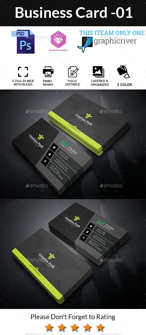 Business Card Business Cards Print Templates Business Card - Buy business card template