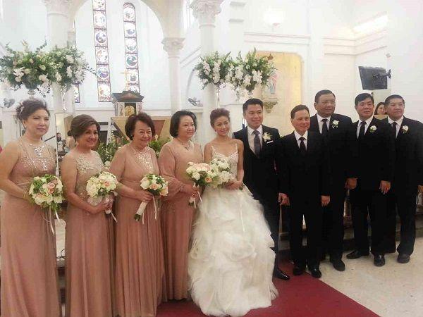 Principal Wedding Sponsor Gowns