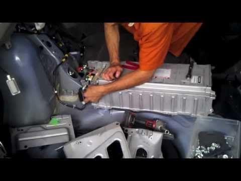 Prius Gen2 2004 05 06 07 08 09 Hybrid Battery Removal Prius Toyota Prius Tea Tree Oil Benefits