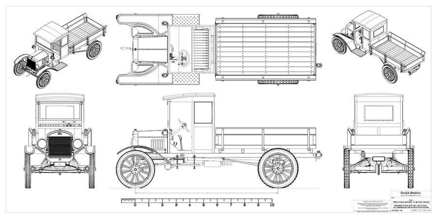 1925 ford model t wiring diagram