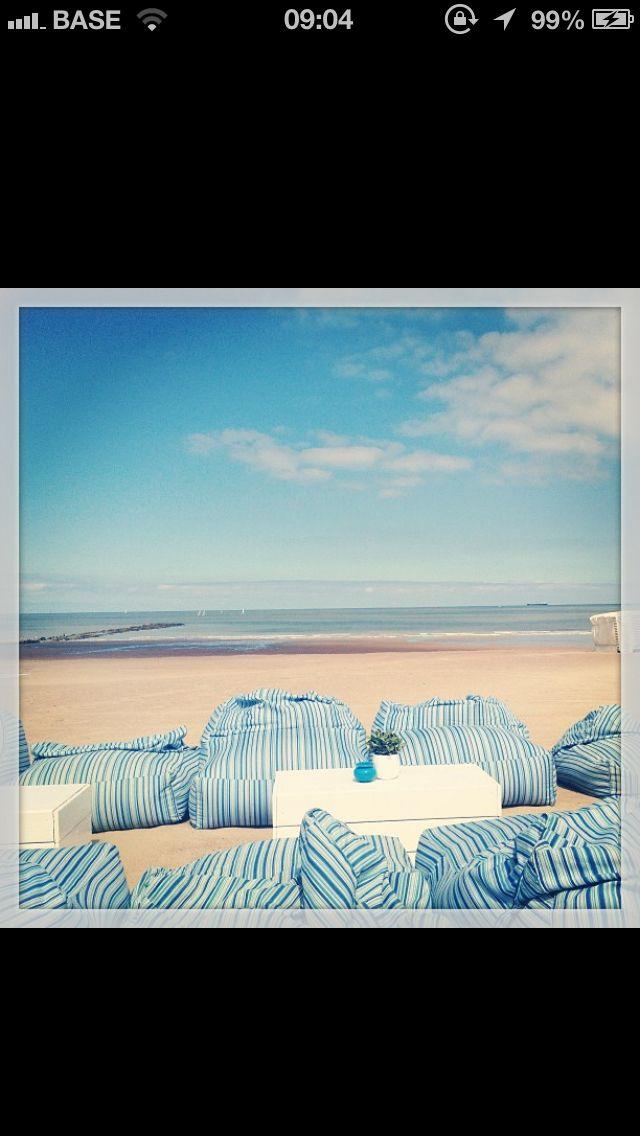 BLUE BUDDHA BEACH KNOKKE