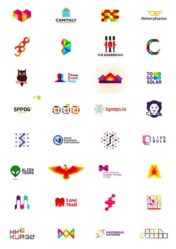 LOGO DESIGN projects 2014 on Behance