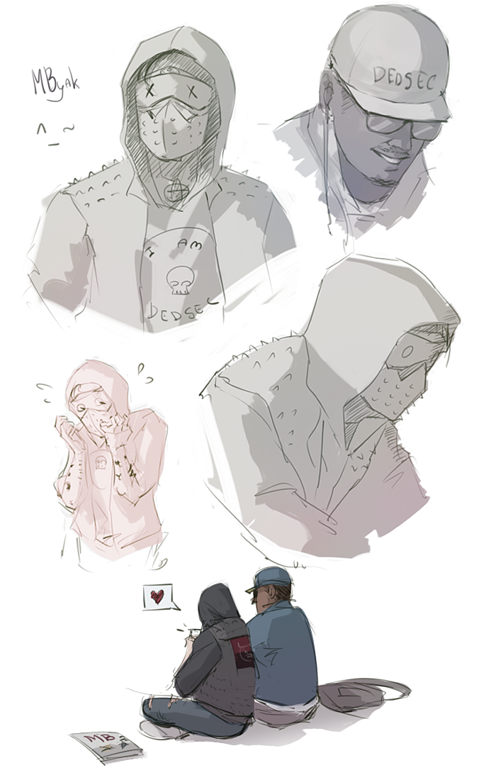 Watch Dogs  Wrench Genderbend