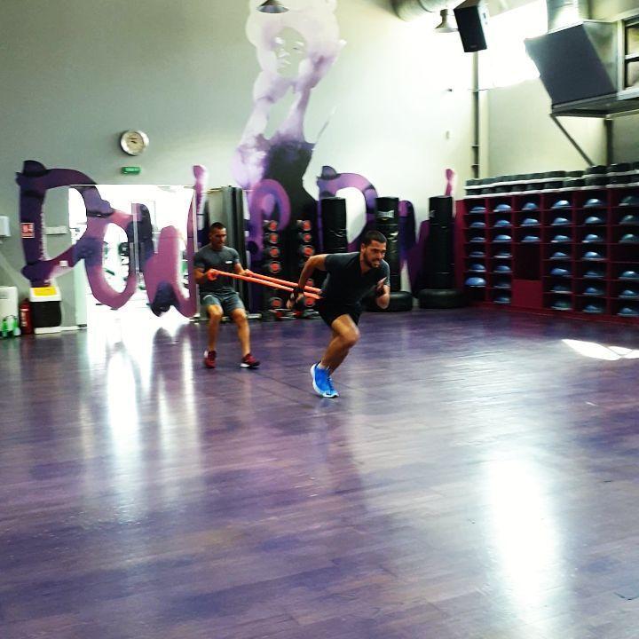 Stop complaining, go hard on training! #RoadOfAChampion #kicktraining #polargear #karatetraining #at...