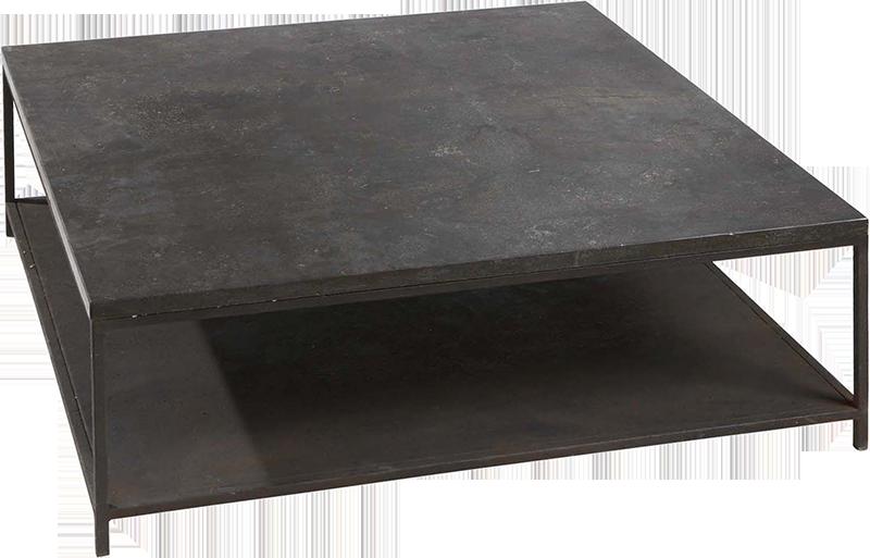 Soffbord Steel från Posh Collection (flera storlekar) – Posh