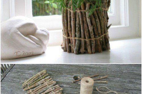 25 Günstige und einfache DIY Haus und Garten Projekte mit