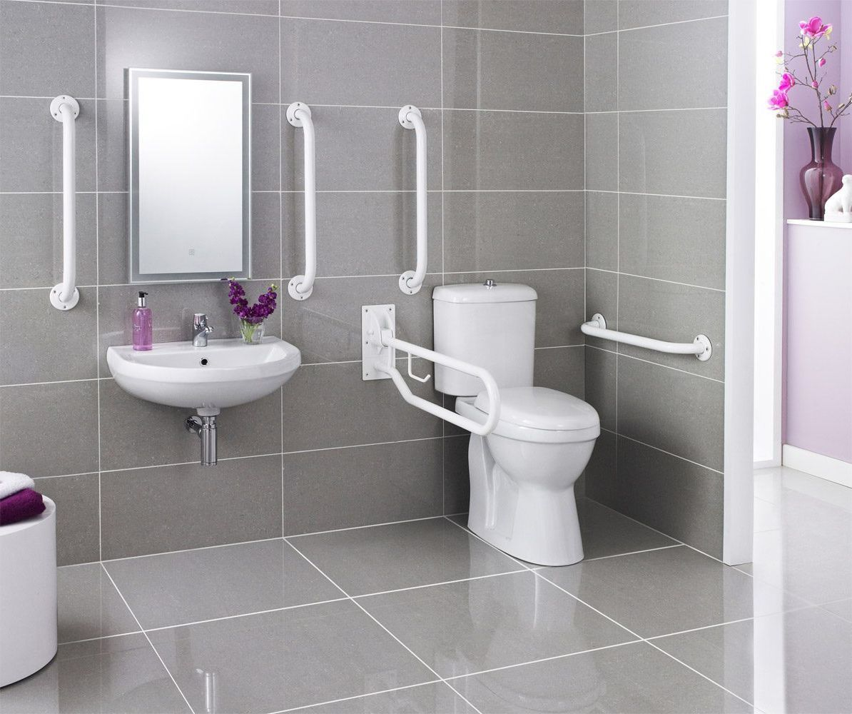 Bathroom Design For Elderly People Toiletsforhandicapped Discover More Ideas Bathroom Design In 2020 Handicap Bathroom Design Handicap Bathroom Modern Bathroom