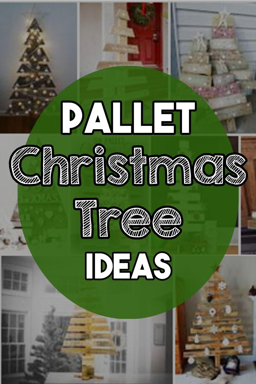 Diy Pallet Christmas Tree Ideas We Tried It Clever Diy Ideas Pallet Christmas Tree Wooden Pallet Christmas Tree Pallet Wood Christmas Tree