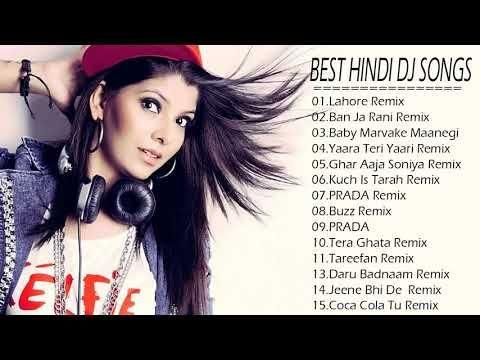 2) BEST REMIXES OF NEW BOLLYWOOD SONGS - HINDI REMIX MASHUP SONG
