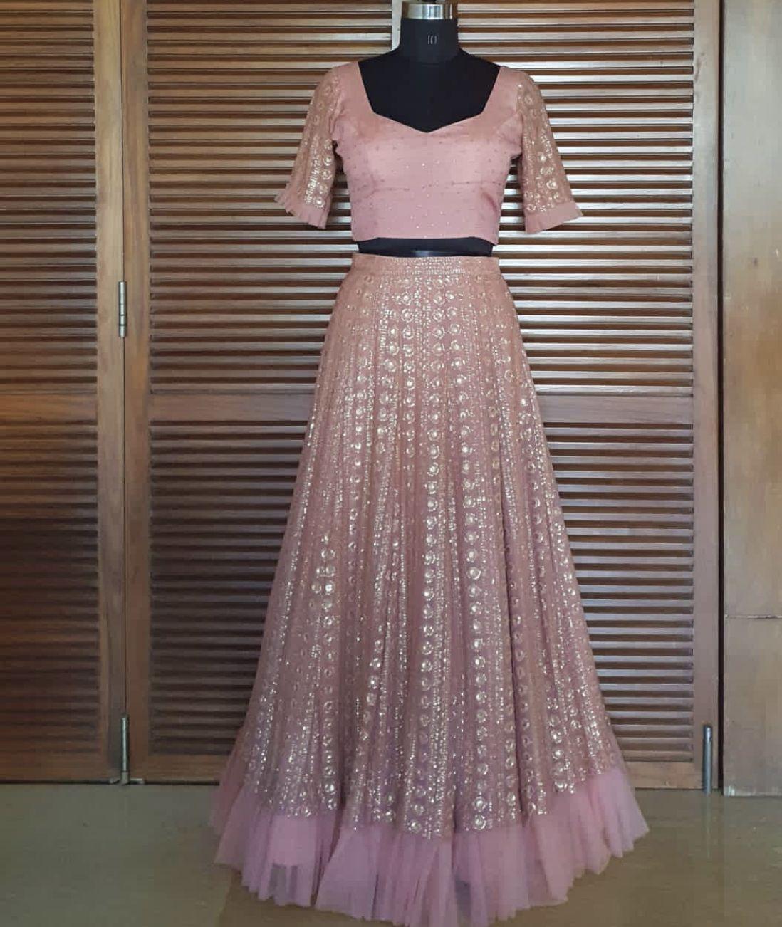 382fb4f7d4 Prom Dresses, Formal Dresses, Indian Dresses, Two Piece Skirt Set,  Bangles,. Visit. April 2019
