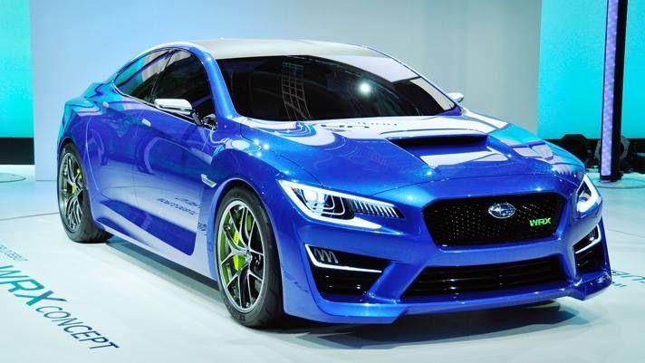 New Subaru Sti