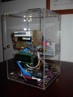 Building An Inexpensive Plexiglass Pc Case With Images Pc