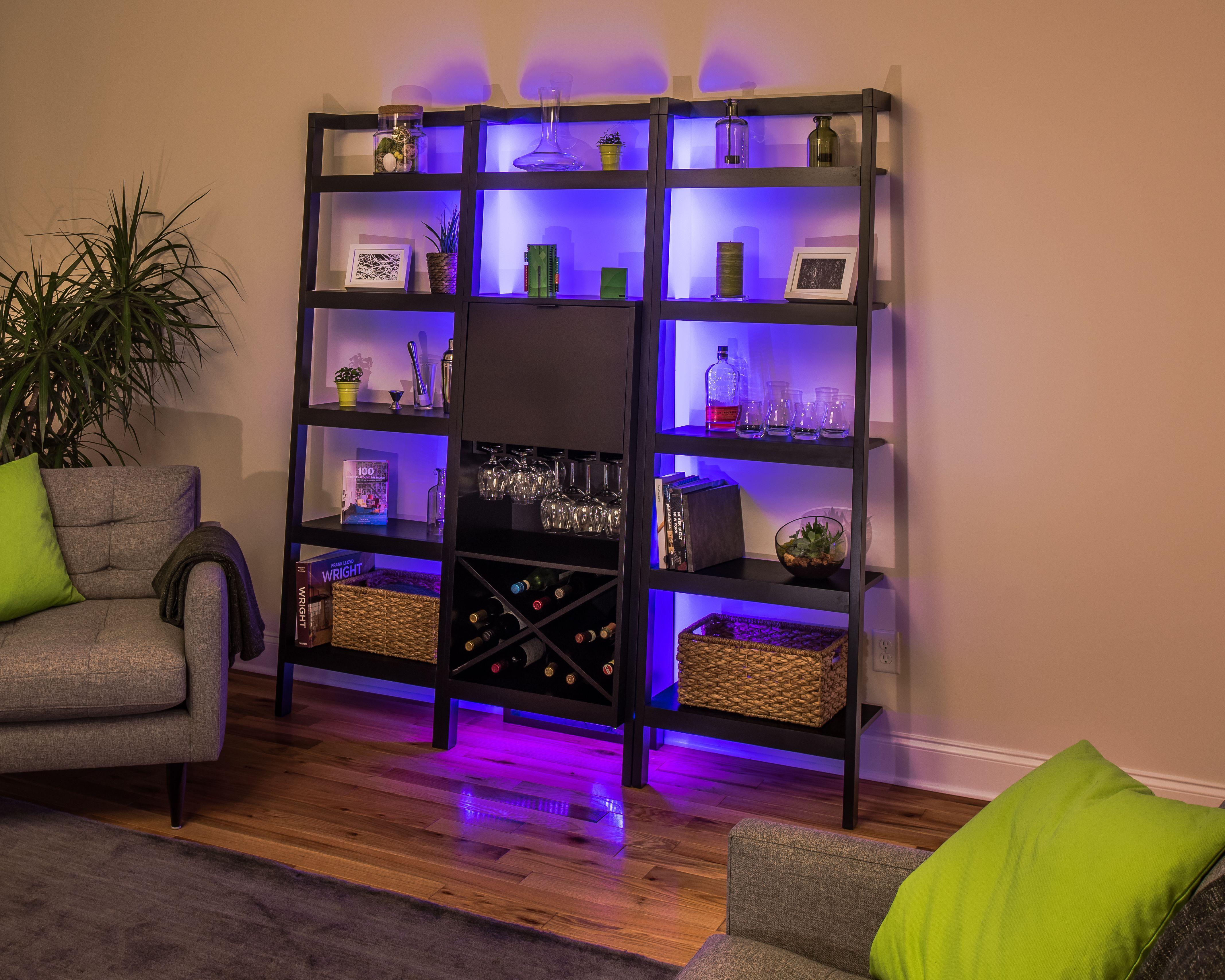 Lichtsteuerung Mit Loxone Atemberaubende Beleuchtung Lichtsteuerung Licht Inspiration