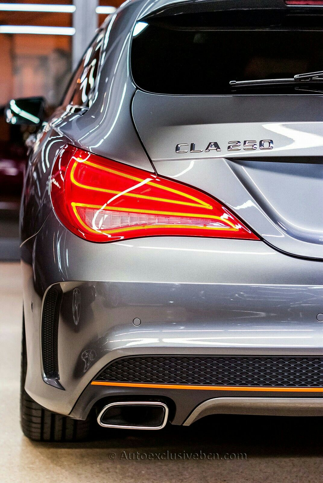 Mercedes CLA 250 AMG Sport Shooting Brake | Orange Art Edition | Auto  Exclusive BCN |