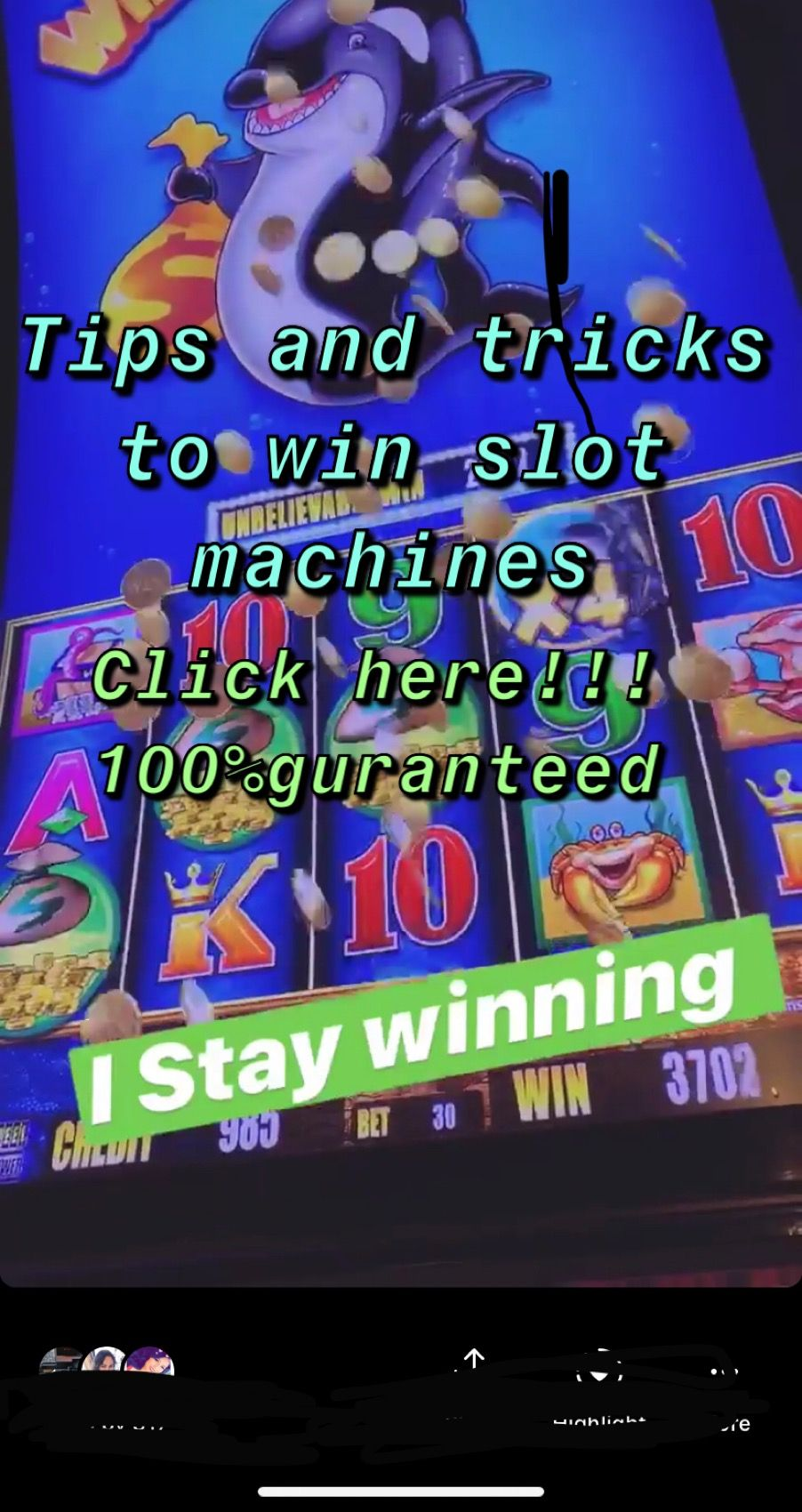 Lightning Slot Machine Tips