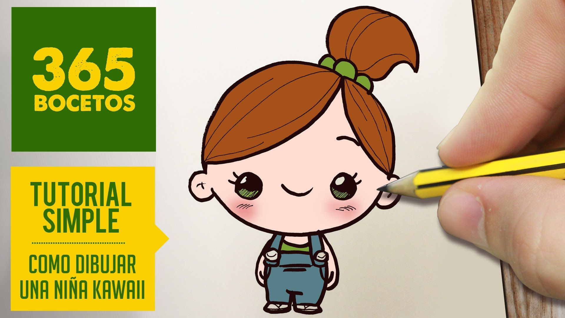Como Dibujar Una Nina Kawaii Paso A Paso Dibujos Kawaii Faciles How To Draw A Girl Como Dibujar Ninos Dibujos Kawaii Dibujos Kawaii Faciles