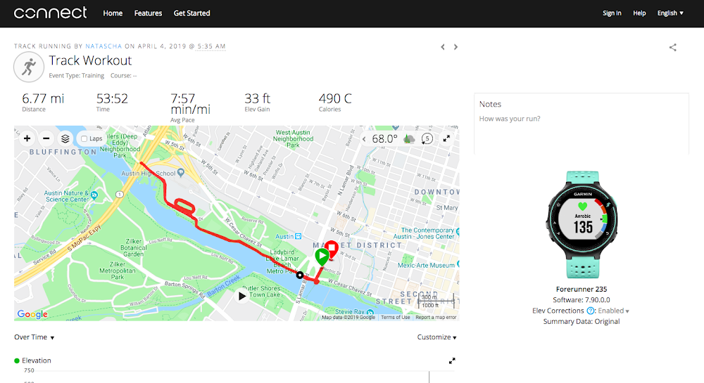 Pick Up The Pace With Three Fitness Apps Powered By Google Maps The Keyword When I Began Training For My First Marathon 12 Yea Workout Apps Map Google Blog