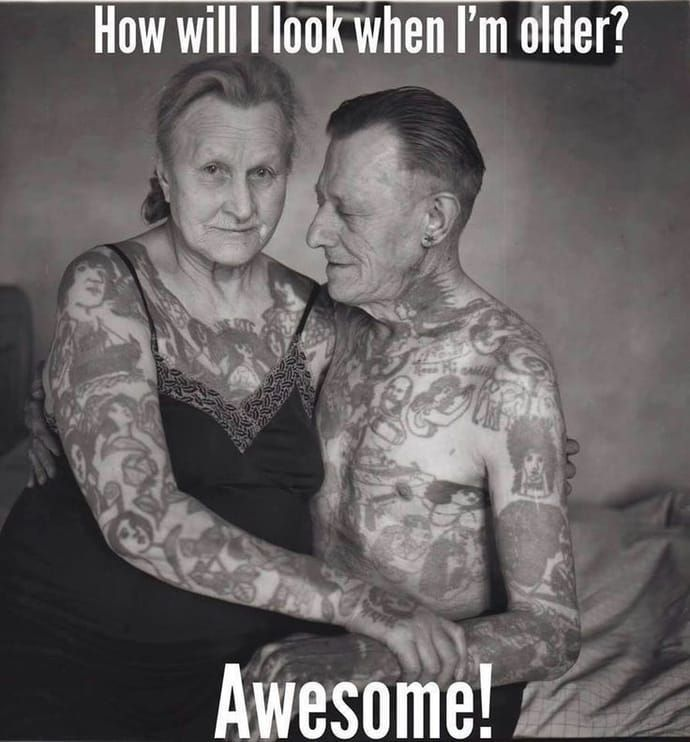 40 Hilarious Tattoo Memes Tattoo Memes Old Tattoos Tattoos