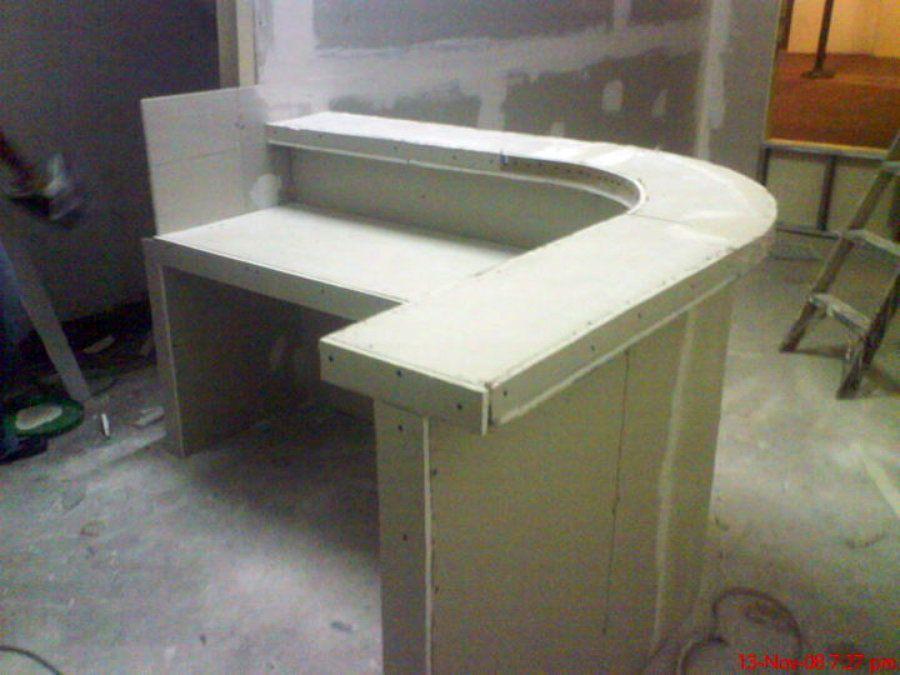 Imagen relacionada bar pinterest cocinas decoracion for Muebles para oficinas pequenas