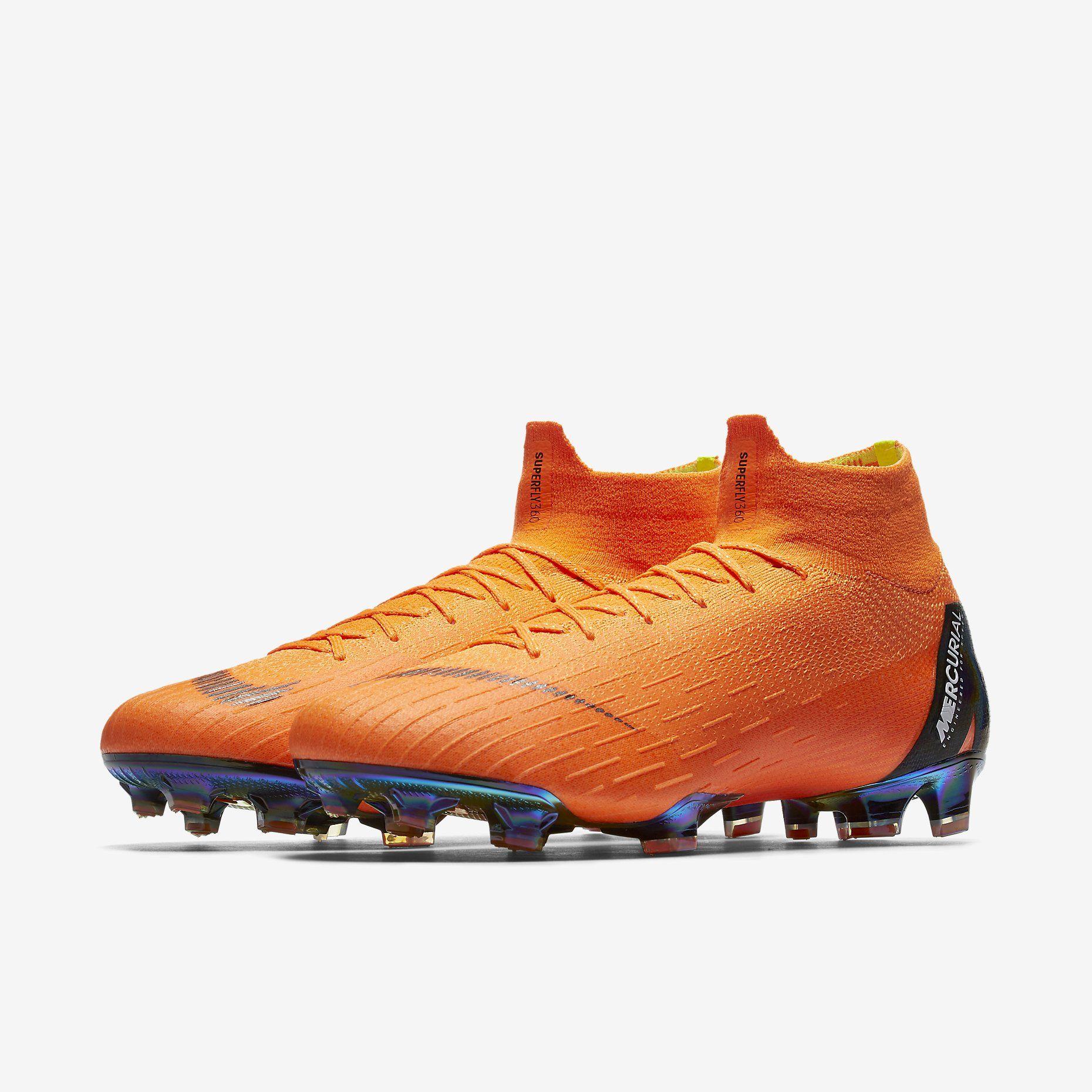 Nike Schuhe Herren | Mercurial Vapor Elite Fg Total Orange