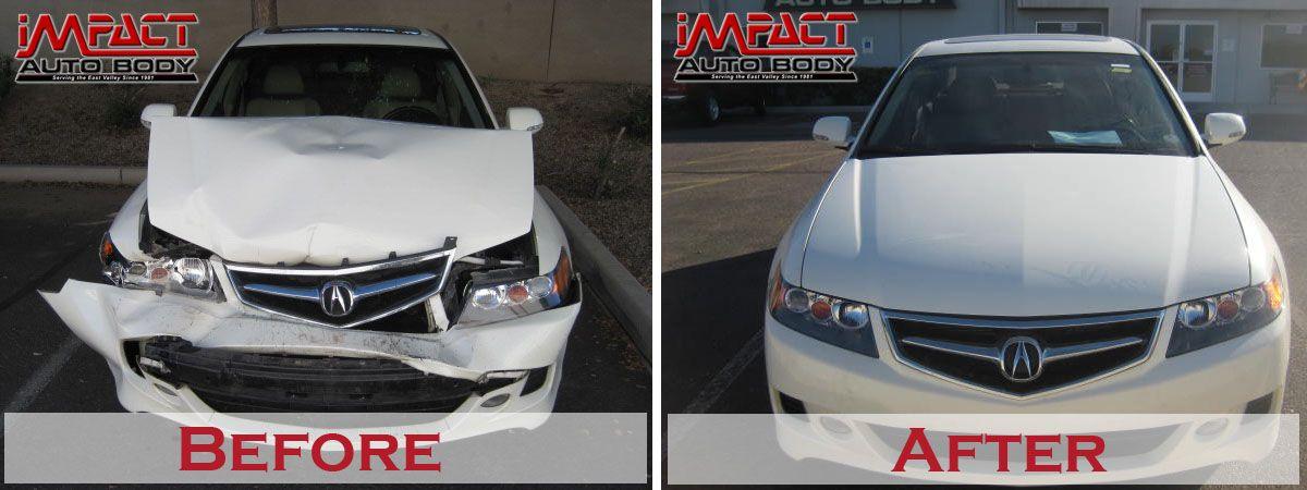 Auto dent companys paintless dent repair handles hail