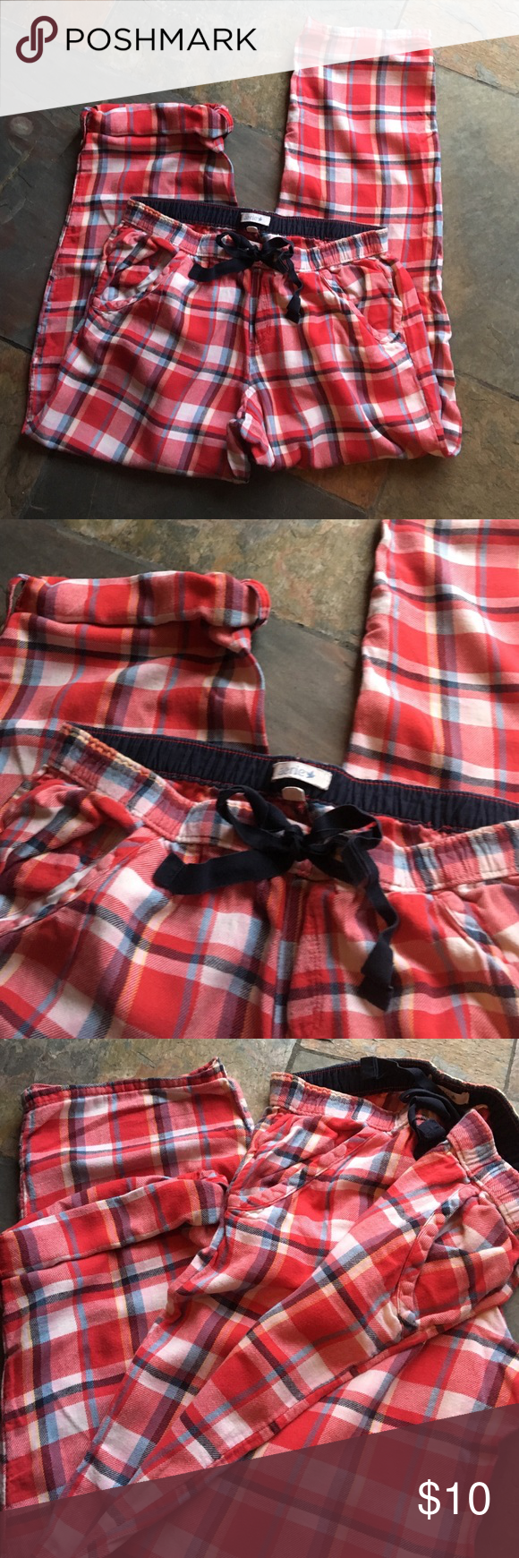 Red flannel pajama pants  Aerie flannel pajama pants  My Posh Picks  Pinterest  Flannel