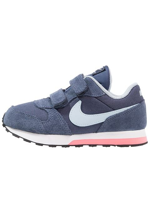 Nike Sportswear MD RUNNER 2 - Tenisówki i Trampki - thunder blue light  armory blue 9af7451e6