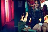 Jennifer Lawrence in Vogue.it December