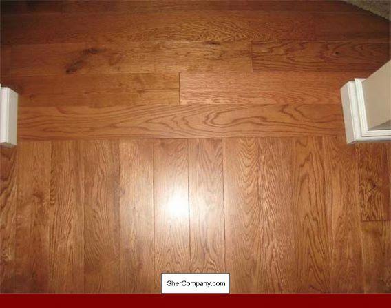 Engineered Hardwood No Bevel Floor And Diyprojects Wood Floors Wide Plank Flooring Maple Hardwood Floors