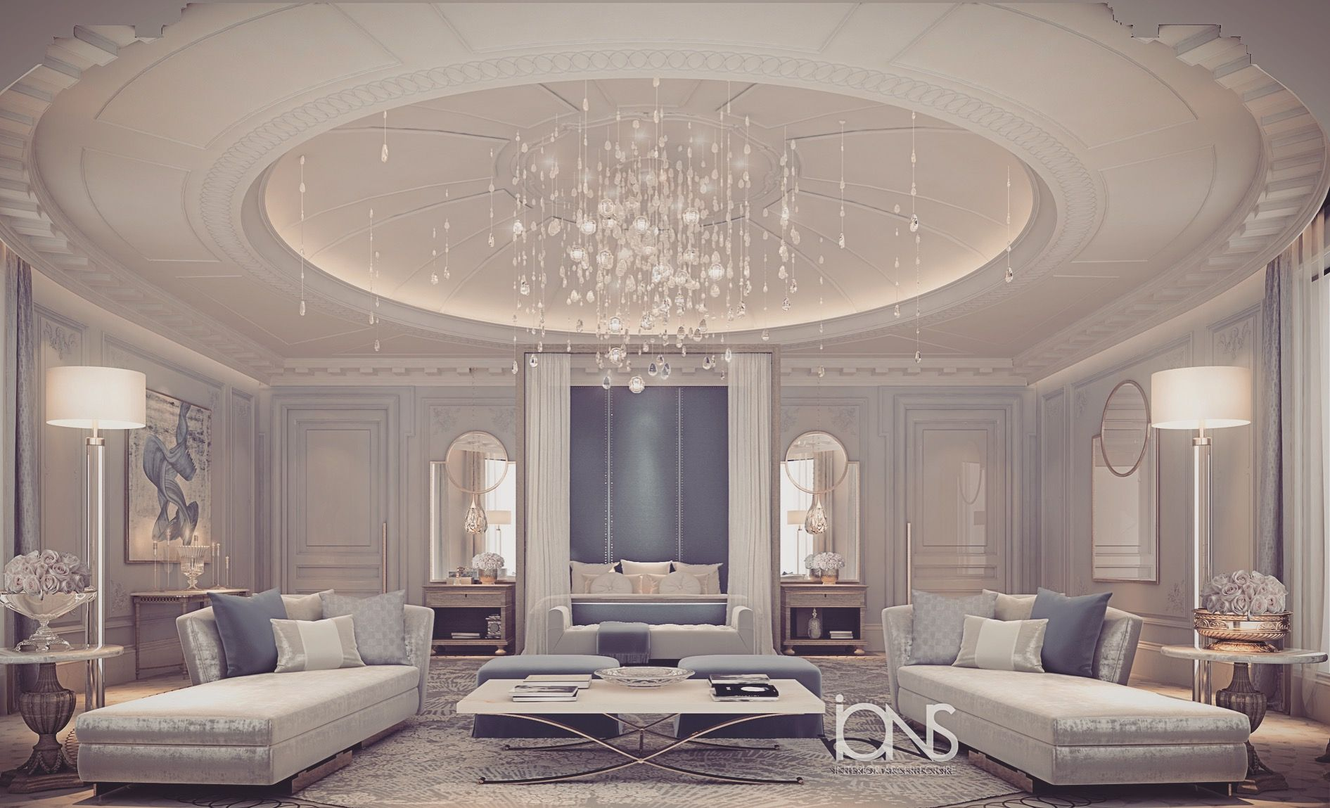 Ions Interior Design Dubai bedroom design by ions design . dubai (görüntüler ile) | ev