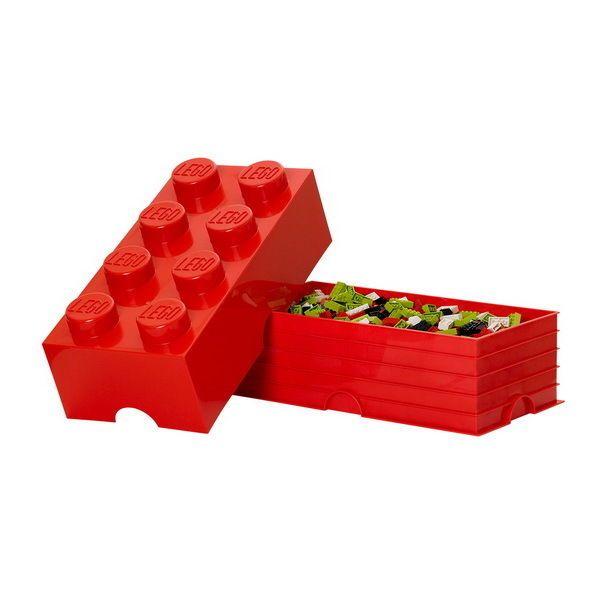 LEGO System AufbewahrungsBox Stabelbar Legostein Kasten Kiste+Deckel  Legosteine In Möbel U0026 Wohnen