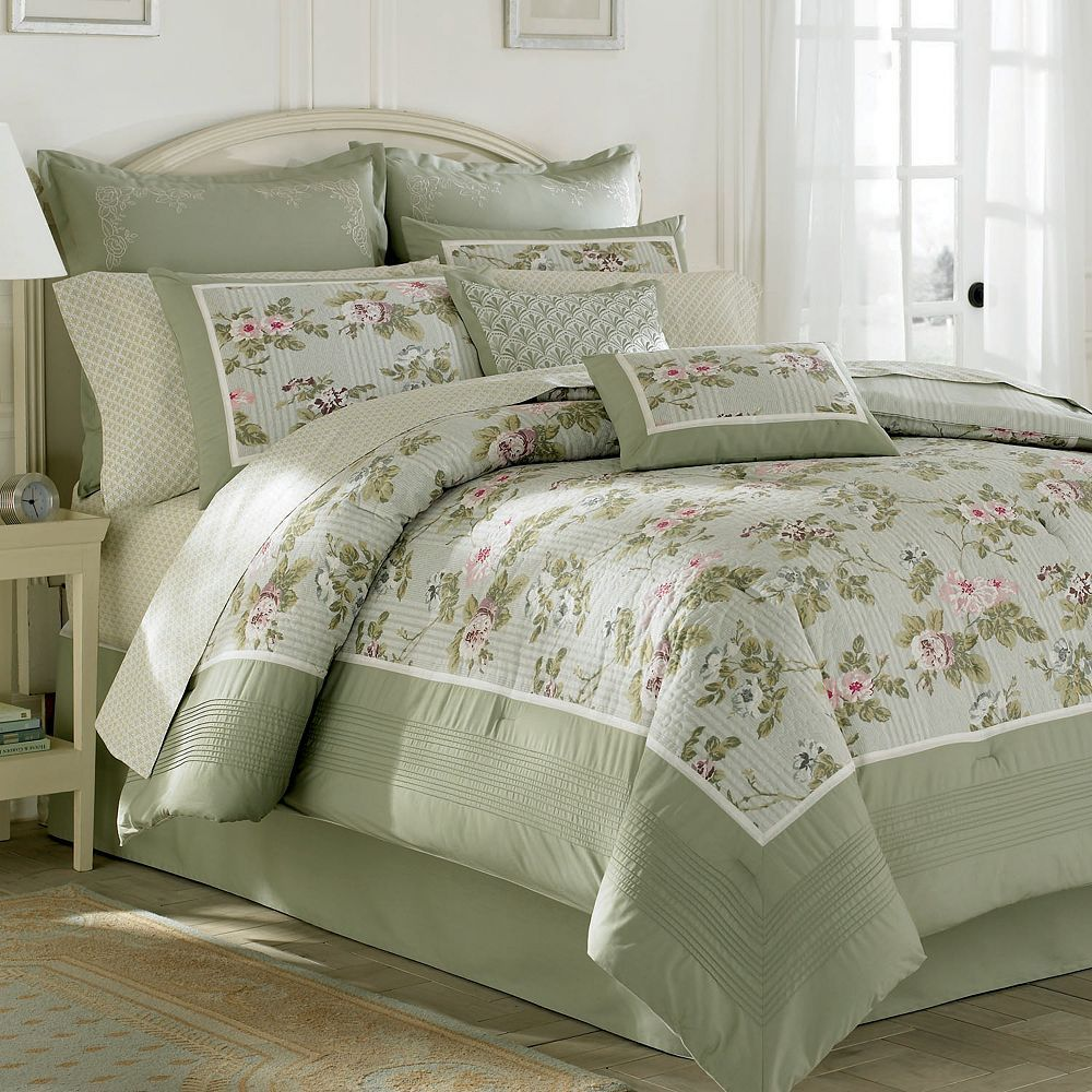Best Victoria Classics 8 Pc Evangeline Comforter Set 640 x 480