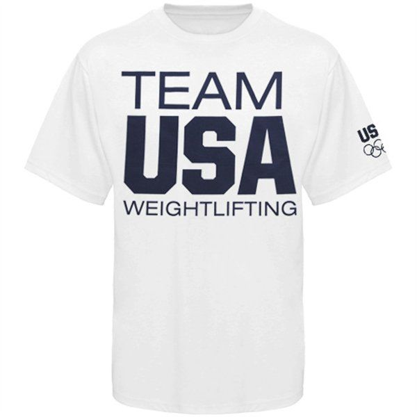 USA Weightlifting TShirt Weightlifting shirts, T shirt