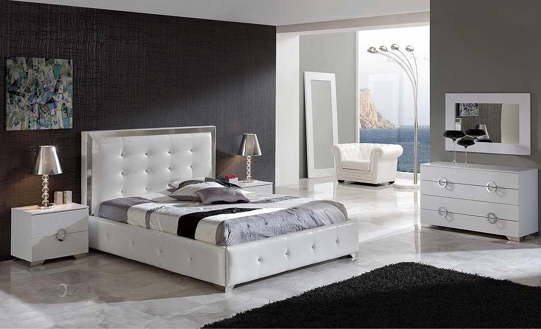 Weiß Schlafzimmer Set Schlafzimmer Weiß, Schlafzimmer-Set ist ein ...