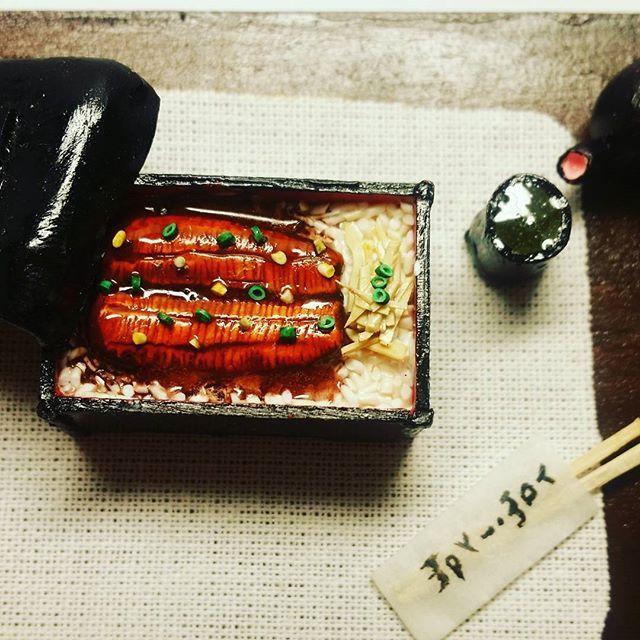 #장어덮밥 #미니어처 #handmade #miniature #ミニチュア #うなぎ丼 #Miniaturefood #toy #미니어처음식 #Korea  #miniature  #Handmade #미니어처 #迷你型 #ミニチュア #Food #Miniaturefood #Polymerclay #미니어처음식 #Baking #Cooking #Figure #Sculpture #RE-MENT