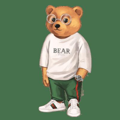 Pin By Scherina On T Shirt Teddy Bear Drawing Bear Illustration Bear Art