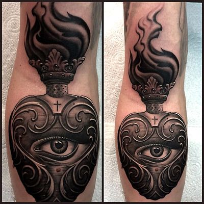 Tattoo done bypetethethief. @petethethief