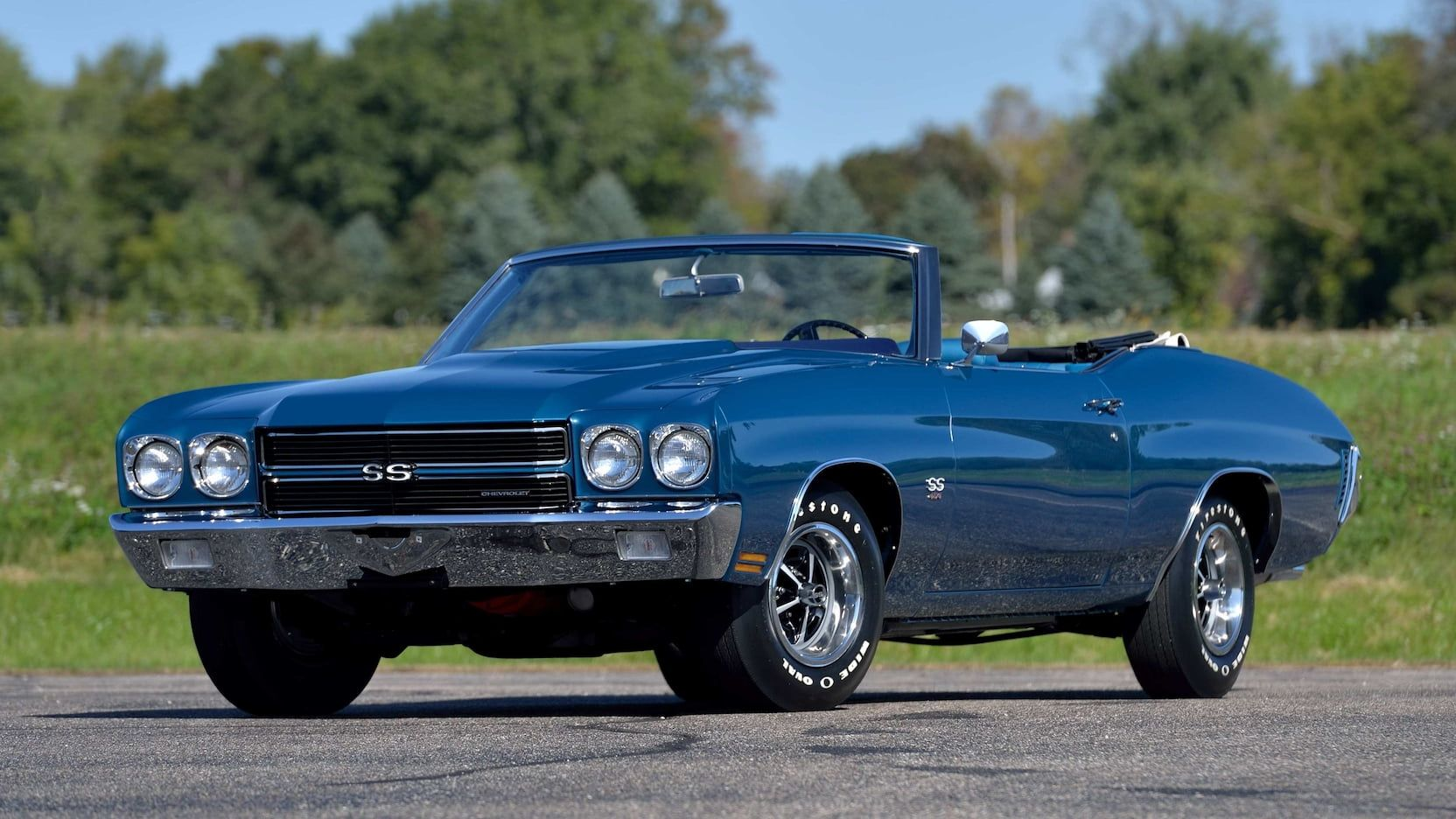 1970 Chevrolet Chevelle LS6 Convertible F143 Kissimmee