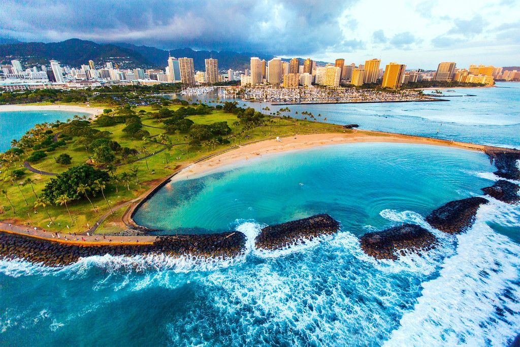 What Is The Most Popular Island In Hawaii