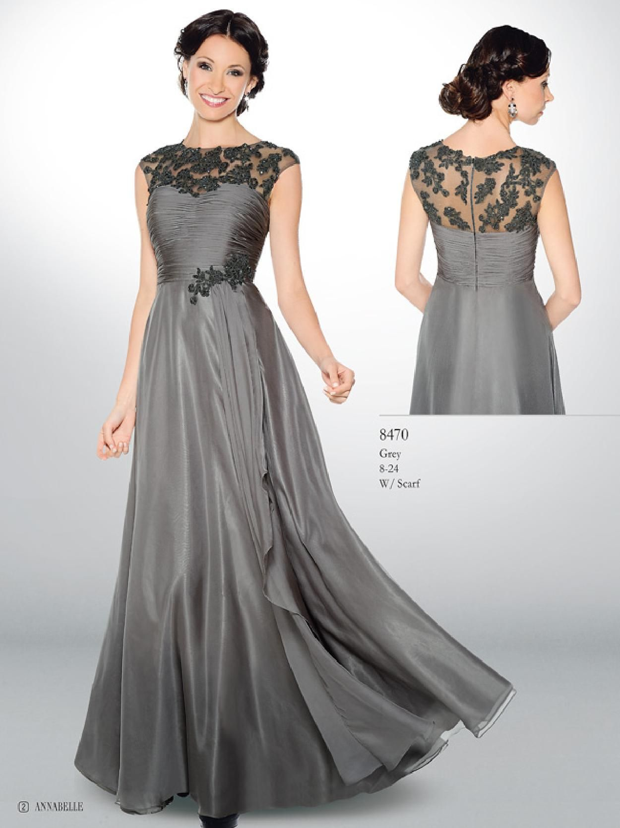 Evening Church Dresses