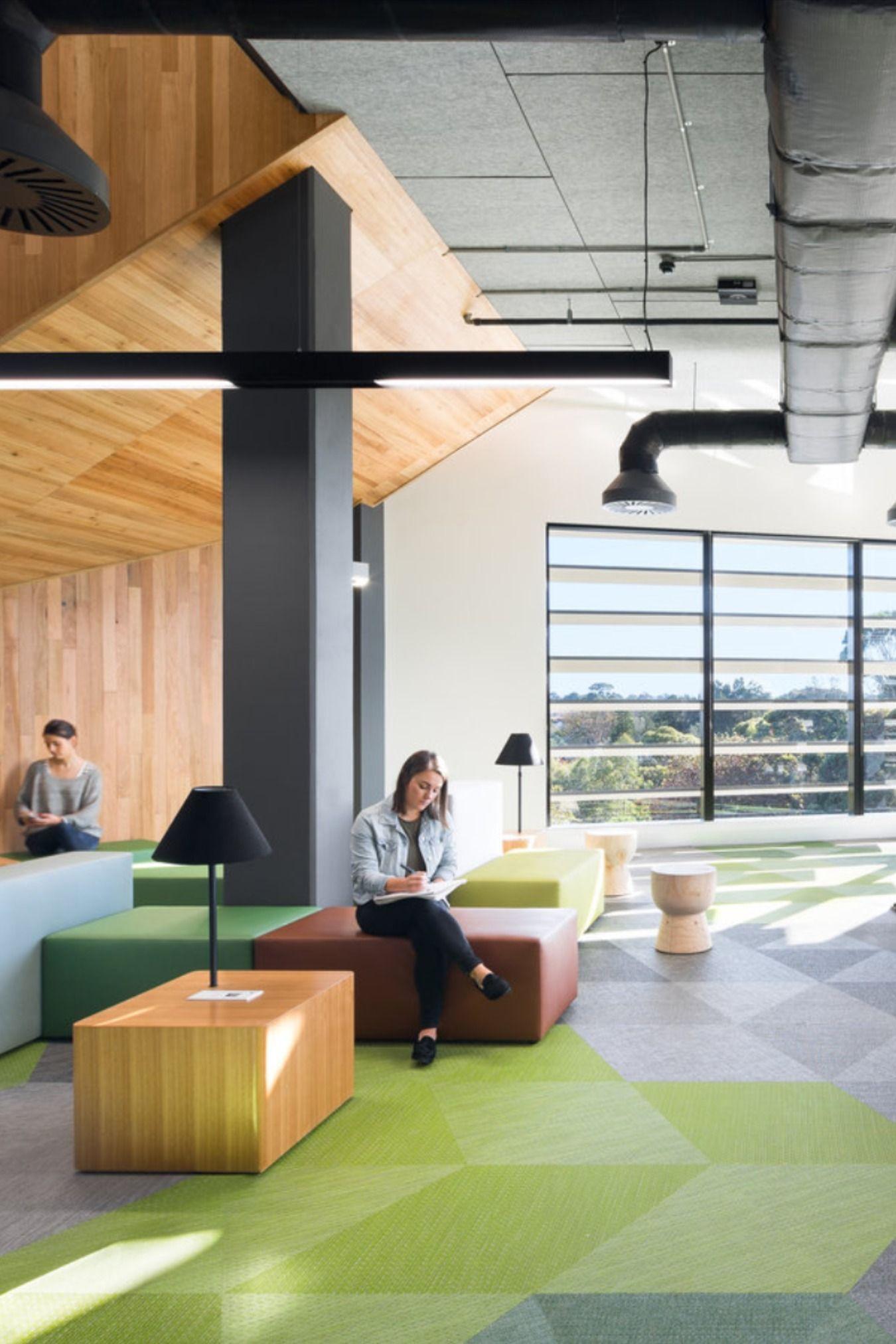 UNIVERSITY OF MELBOURNE UVET WERRIBEE in 2020 Interior