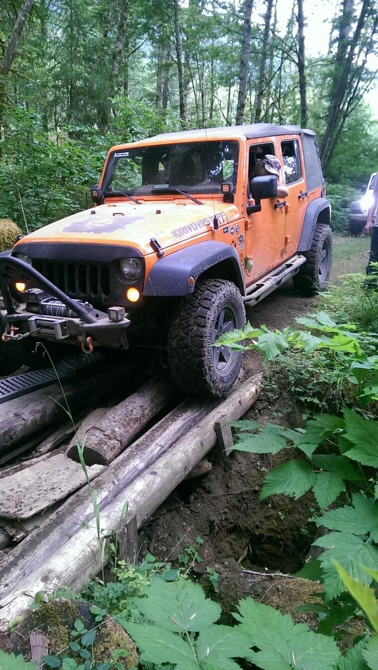 Only One Line To Pick Don T Look Down Hellcat Jeep Wrangler Orange Jeep Jeep Wrangler Jeep Jk