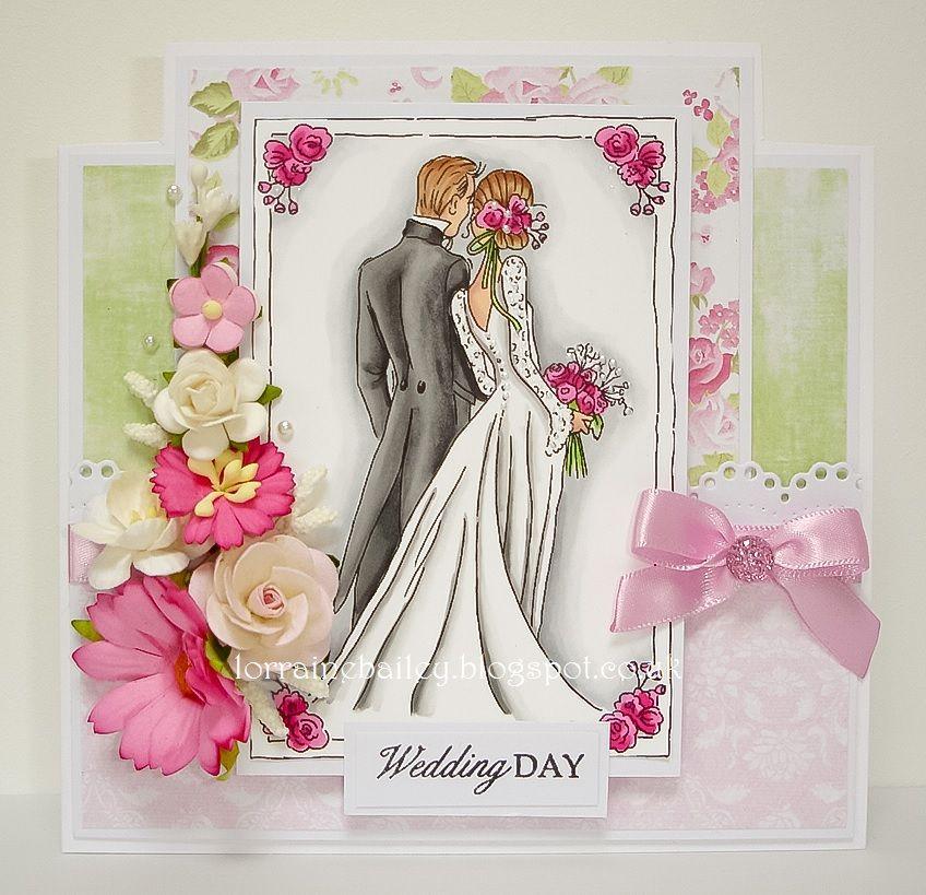 Открытка своими руками венчание