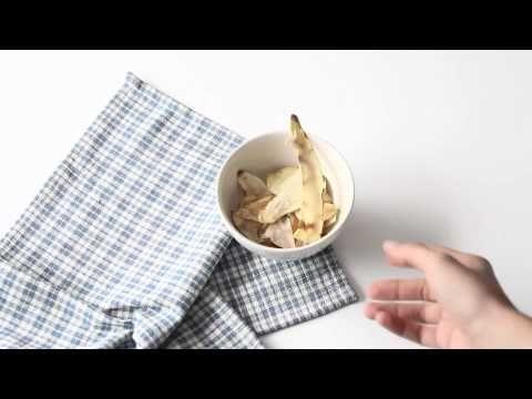 Merienda rapidita - Camotes tostados - YouTube