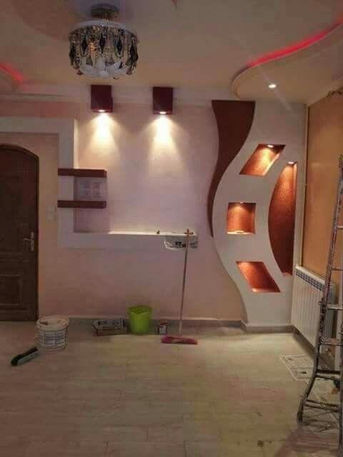Wall Unit Designs Ceiling Design Lcd Wall Design