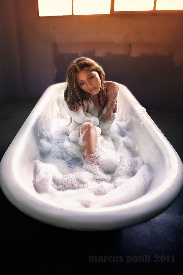 Still By Marcus Pauli 500px Tub Boudoir Fashion Bathing Beauties