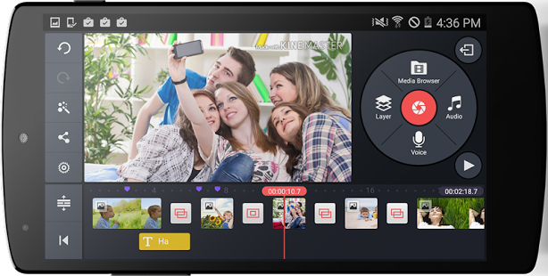 Android Video Editing: 15 Best Video Editing Apps for