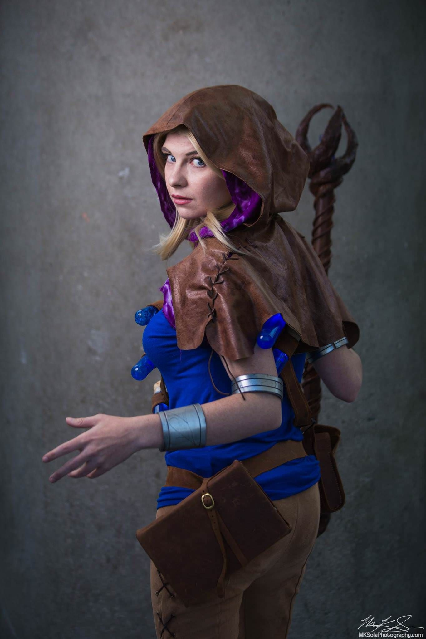 Spellthief Lux Cosplay Spellthief Lux Cosplay Video Games Cosplay Costumes